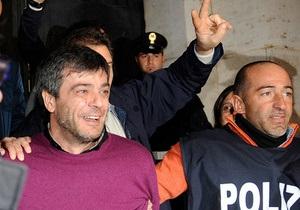 В Италии арестовали одного из главарей Каморры
