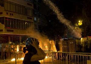 В Сан-Паулу мирная демонстрация переросла в беспорядки и попытки грабежей