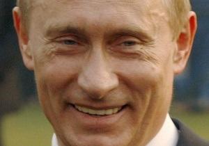 Путин прислал Азарову телеграмму