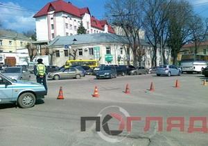В центре Тернополя объявили эвакуацию в связи с обнаружением 100-киллограмовой бомбы