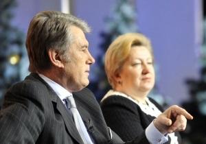 Ющенко уволил Ульянченко и Ванникову (обновлено)