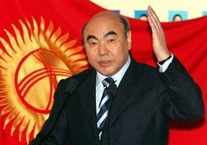 Экс-президент Кыргызстана считает, что Бакиев повторит судьбу Чаушеску