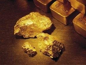 Рынок сырья: Цена золота демонстрирует отскок