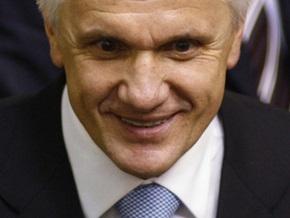 Литвин объявил о подписании коалиционного соглашения и закрыл Раду