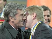 Вместо Ющенко и Ахметова Закарпатье посетила дочь Президента