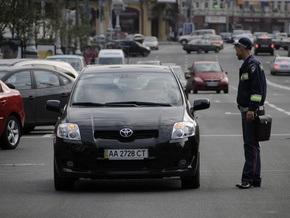 В Киеве в эти выходные ГАИ проведет техосмотр автомобилей