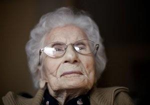В США умерла старейшая жительница планеты
