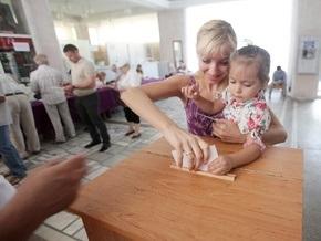 Выборы в Молдове признали состоявшимися