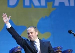 Шуфрич во время агитации в Харькове потерял сознание