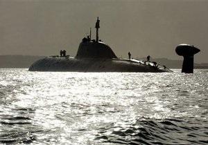 Россия передала Индии атомную подлодку Нерпа