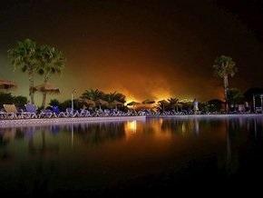 В Испании лесные пожары подбираются к Мадриду