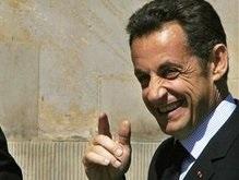 Саркози подарил Качиньскому и Туску по бутылке коньяка