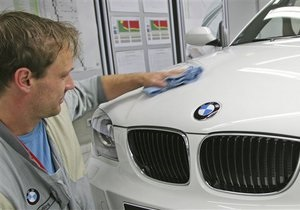 BMW хочет построить завод в России