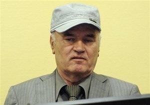 Прокурор Гаагского трибунала обвинил Ратко Младича в руководстве этническими чистками