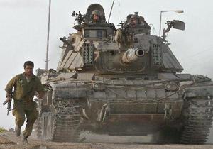 Израиль ввел блокаду Западного берега