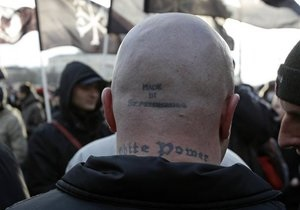 В России стремительно растет число преступлений экстремистской направленности
