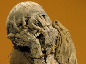 В Москве нашли еще одну мумию пенсионерки