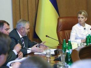 Кабмин выделил 50 млн гривен на борьбу с распространением свиного гриппа