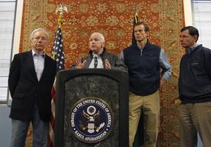 Маккейн: Американские беспилотники продолжат обстреливать пакистанскую территорию