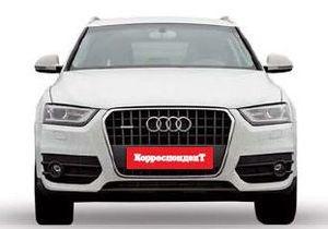 Третий и младшенький. Тест-драйв Audi Q3