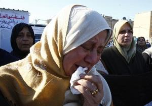 Би-би-си: Из-за американского оружия в Ираке растет количество детей с врожденными дефектами