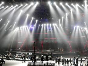 В Москве официально открылось Евровидение-2009