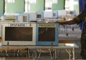 Жители Чили выбирают президента