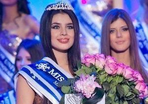 Стало известно имя Мисс России 2013