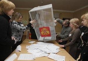Москва отдала за Путина 47% голосов
