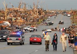 Жертвами торнадо в США стали более 30 человек