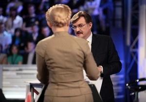 Большая политика: Тимошенко придет на ток-шоу Киселева