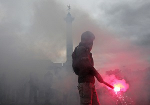 Во Франции до 270 тысяч человек вышли на антиправительственные демонстрации
