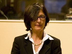 Сотрудницу Гаагского трибунала оштрафовали за разглашение секретной информации