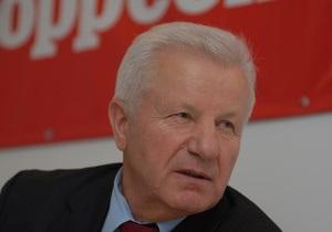 Мороз считает, что ПР, БЮТ и Фронт змін вместе наберут на выборах 40-50% голосов