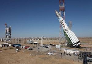 Россия запустила ракету с военным спутником