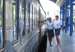Аномальная жара: в украинских поездах кондиционерами оборудованы две тысячи вагонов