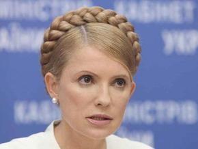 Тимошенко исключает возобновление переговоров с ПР до президентских выборов