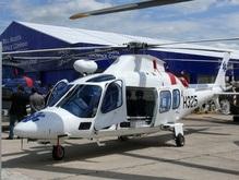 США: медицинский вертолет разбился сразу после спасения больного