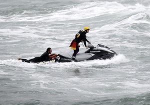 На пляже в Одессе в результате наезда гидроцикла погибла гражданка России