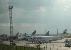 Аэропорт Борисполь возобновил работу в обычном режиме