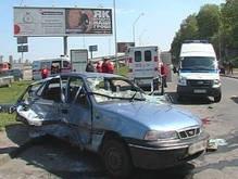 В ДТП на киевской набережной погибли два человека