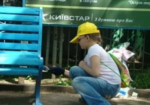 Киевстар  и жители Николаева подготовили зоопарк к новому сезону