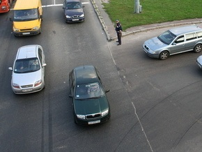 Киевавтодор объявил тендер на организацию проезда на части Майдана Незалежности