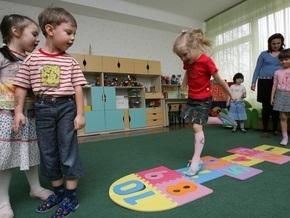 Киевские детсады планируют модернизировать до 2015 года