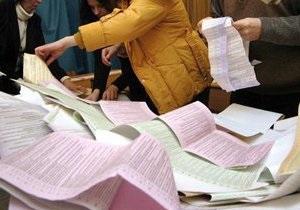 Милиция взяла под охрану 329 полиграфпредприятий, печатающих бюллетени