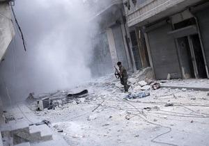 Война в Сирии - химоружие - ООН: ООН расследует три случая применения химоружия в Сирии