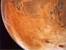 Ученые: Удар астероида помешал зарождению жизни на Марсе
