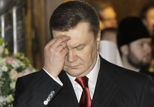 Вселенский патриарх надеется, что Янукович объединит украинское православие