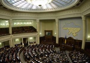Глава КИУ: Если оппозиция обнулит списки, Рада может не назначить новые выборы