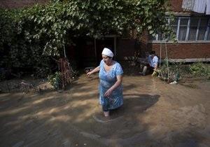 Севастополь выделит 300 тыс грн пострадавшим от наводнения городам России